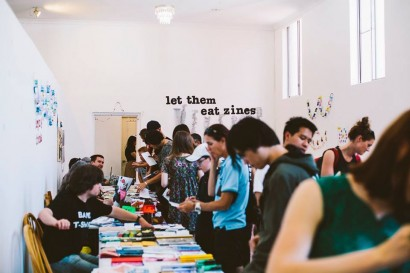 Make your own Zine workshop! image