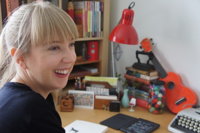 Annabel Smith Author Talk:  Write, Edit, Repeat – the Process of Writing image