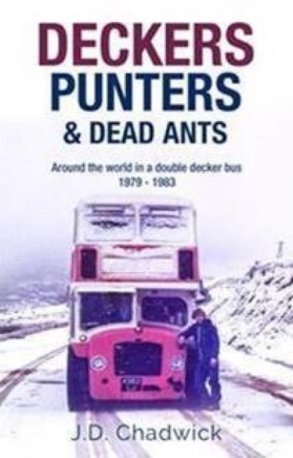 Deckers, Punters & Dead Ants image