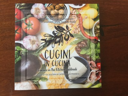 Cugini in Cucina (Cousins in the Kitchen) with Concetta Sultan image