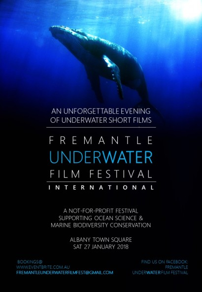 Fremantle Underwater Film Festival 2018 - Albany Showing  image