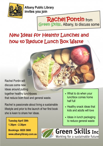 Healthy Waste Free Lunches image