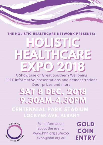 Holistic Healthcare Expo 2018 image