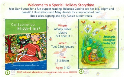 Special Holiday Storytime image
