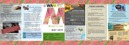 What's On May 2019 - Museum of the Great Southern image