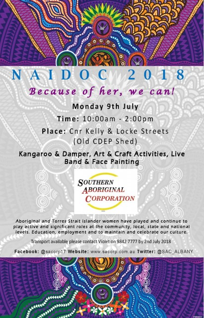 Celebration of NAIDOC Week 2018 image