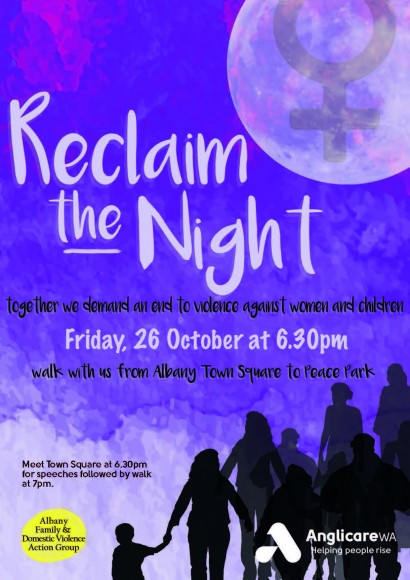 Reclaim the Night image