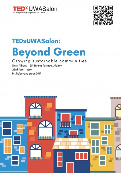 Beyond Green - Growing sustainable communities image