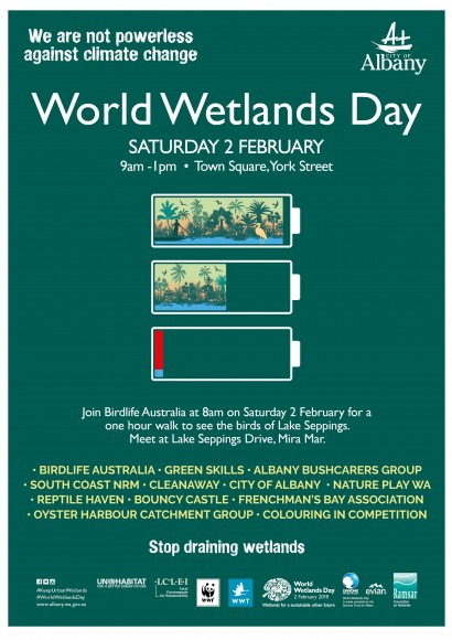 World Wetlands Day 2019 image