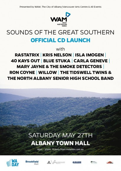 Sounds of the Great Southern CD Launch  image