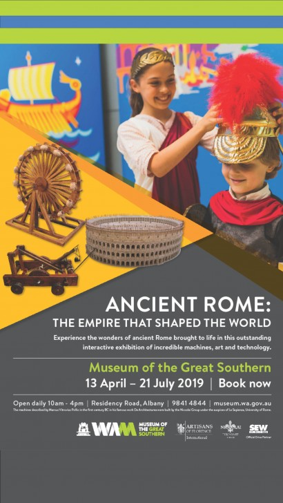 Ancient Rome: The Empire that shaped the world image