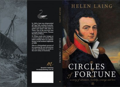 'Circles of Fortune' - Author Talk with Helen Laing image