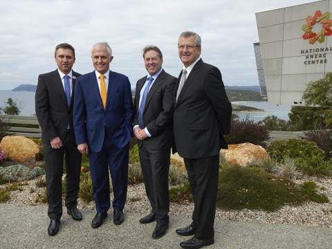 Federal funding to close Anzac Centenary in Albany image