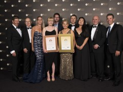 Albany wins at Tourism Awards image