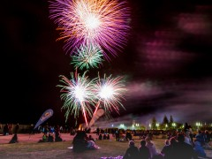 New Year's Eve Picnic and Fireworks image