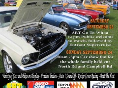Triple M Albany Show and Shine image