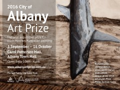 2016 Albany Art Prize open for entries image