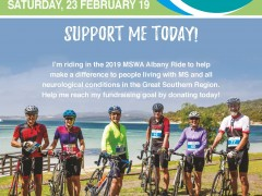 Albany Ride - Cycle to make a Difference 2019 image