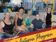 Active Albany Term 2 Autumn Program  image