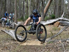 Beyond the Wheelchair: Adaptive Mountain Biking Come and Try  image