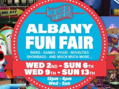 Albany Fun Fair 2019 image