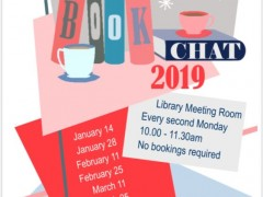 BookChat Moves to Monday image