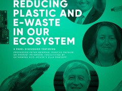 Reducing Plastic and e-Waste in our Ecosystem image