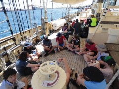 City of Albany Assist Youth to Set Sail image