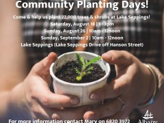 Community Planting Days! image