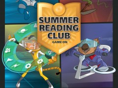 Summer Reading Club - Game On! image