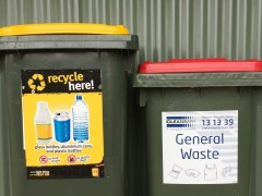 Residents praised for recycling efforts image