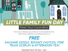 Little Family Fun Day image