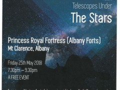 Telescope Under the Stars  image