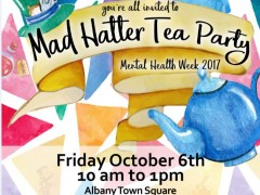 Mad Hatter Tea Party 2017 image