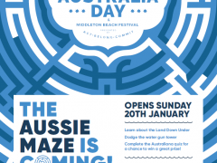 Aussie Maze headlines festival attractions image