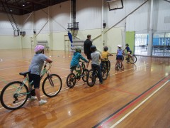 Bike skills training for schools  image