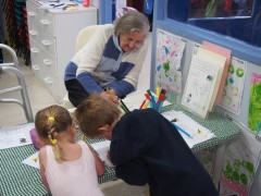 Special visit for Day Care image