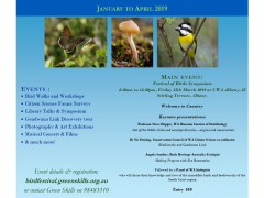 South Coast Festival of Birds & Biodiversity image