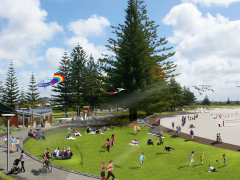 Funding for Middleton Beach foreshore welcomed image