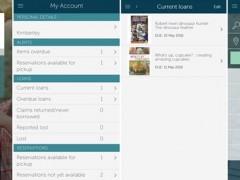 Spydus Mobile app image