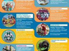 Youth Events - April 2019 image