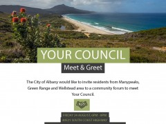 Your Council Meet & Greet - Green Range image