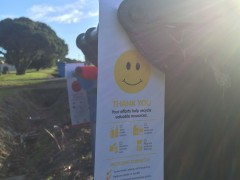 South Coast recycling education gets tagged image