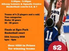 Basketball 3x3 Competition image