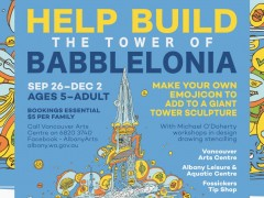 Help Build The Tower of Babblelonia image