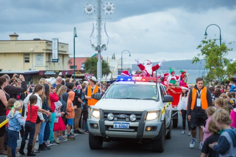 Record numbers for 2017 Christmas Pageant  image