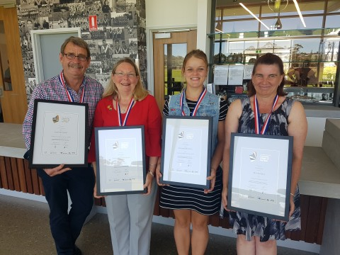 City awards citizens on Australia Day image