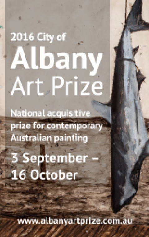 2016 City of Albany Art Prize finalists announced image