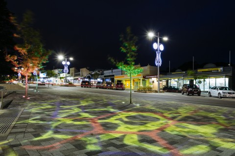 City supports Shine the Light campaign image