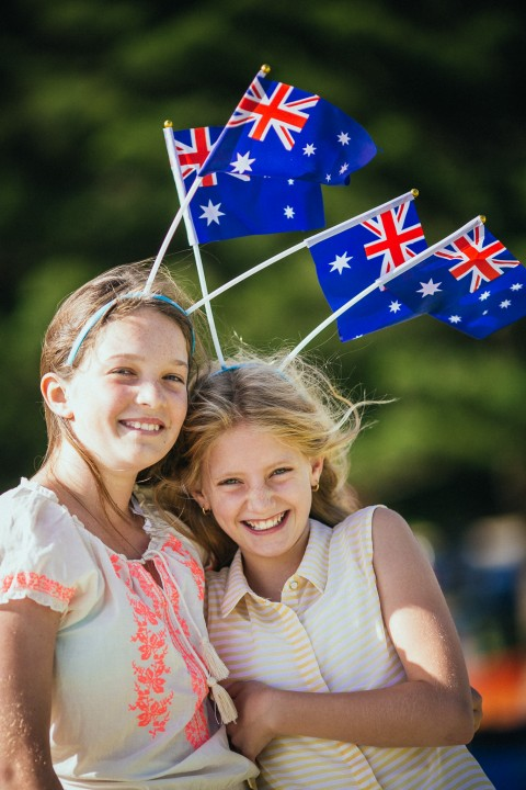 Australia Day fun at Middleton Beach image